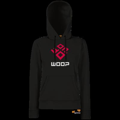 Motiv: Hoodie Damen Classic - Woop Logo