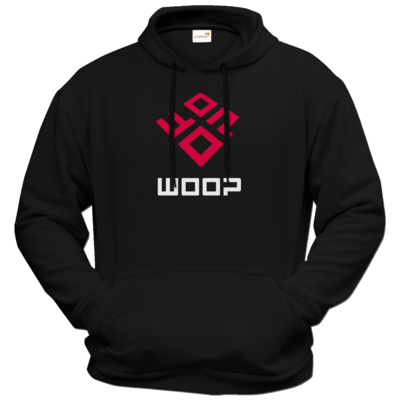 Motiv: Hoodie Premium FAIR WEAR - Woop Logo