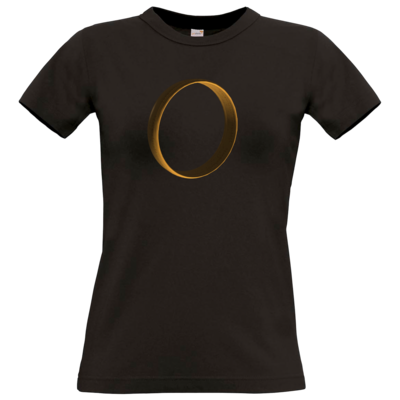 Motiv: T-Shirt Damen Premium FAIR WEAR - Der eine Ring