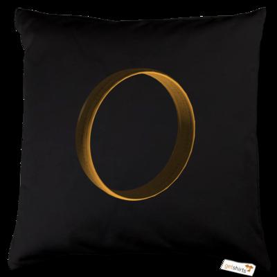 Motiv: Kissen Baumwolle - Der eine Ring