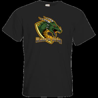 Motiv: T-Shirt Premium FAIR WEAR - BlazeTransparent
