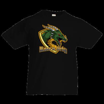 Motiv: Kids T-Shirt Premium FAIR WEAR - BlazeTransparent