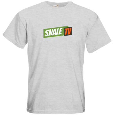 Motiv: T-Shirt Premium FAIR WEAR - snaleTV dezent