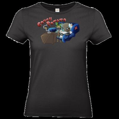 Motiv: T-Shirt Damen Premium FAIR WEAR - Potato - Die Meeries