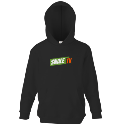 Motiv: Kids Hooded Sweat - snaleTV dezent