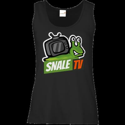 Motiv: Tank Top Damen Classic - snaleTV Logo