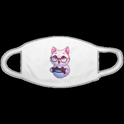 Motiv: Gesichtsmaske - Nashi - Logo
