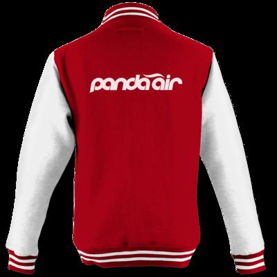 Motiv: College Jacke - Logo lang