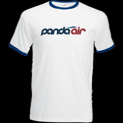 Motiv: T-Shirt Ringer - Logo lang