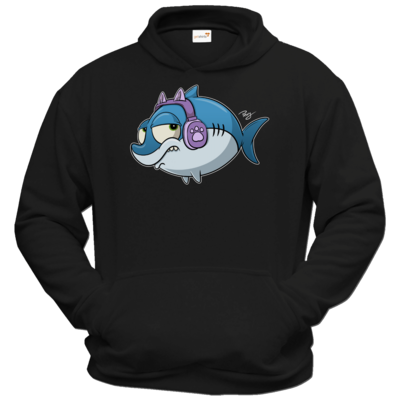 Motiv: Hoodie Classic - Haifischblues