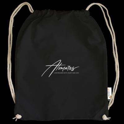 Motiv: Cotton Gymsac - Atomares Font Logo
