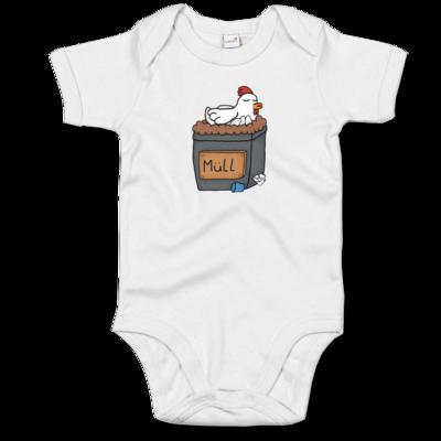 Motiv: Baby Body Organic - Müllhuhn