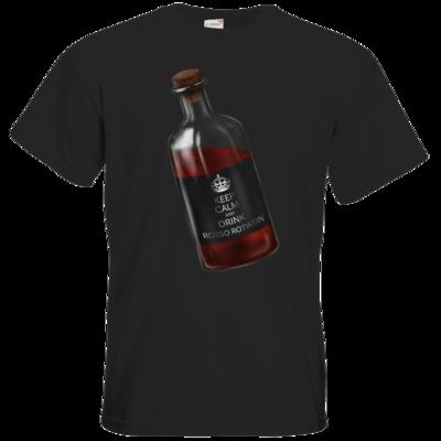 Motiv: T-Shirt Premium FAIR WEAR - Rosso Rotwein