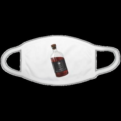 Motiv: Gesichtsmaske - Rosso Rotwein