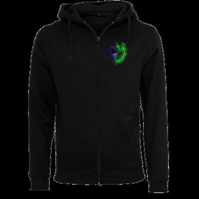 Motiv: Heavy Zip-Hoodie - Vaara Logo