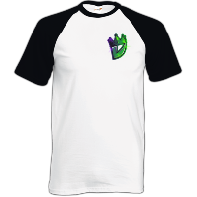 Motiv: TShirt Baseball - Vaara Logo