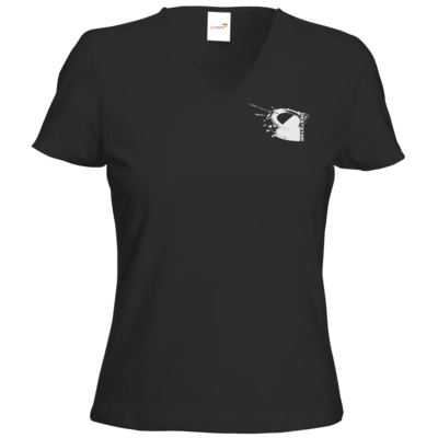 Motiv: T-Shirts Damen V-Neck FAIR WEAR - Citko´s RestStop