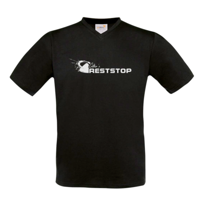 Motiv: T-Shirt V-Neck FAIR WEAR - Citko´s RestStop lang