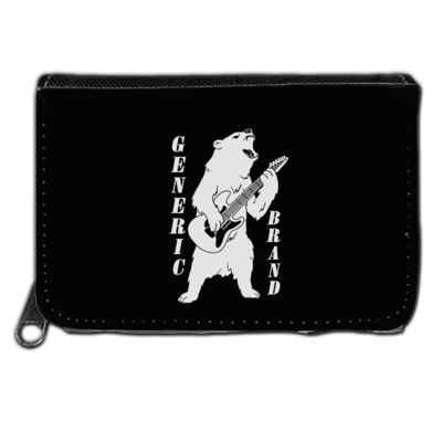 Motiv: Geldboerse - Generic Brand Guitarbaer