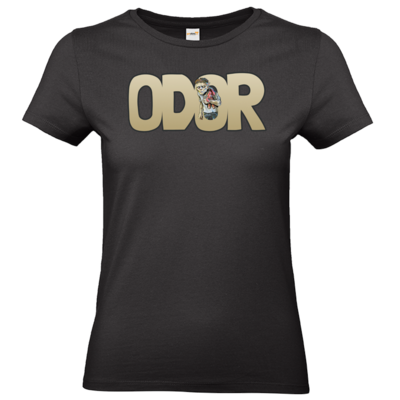 Motiv: T-Shirt Damen Premium FAIR WEAR - Odor
