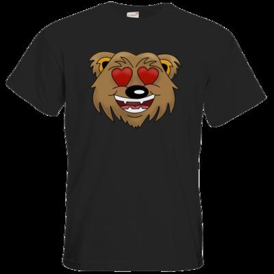 Motiv: T-Shirt Premium FAIR WEAR - Love