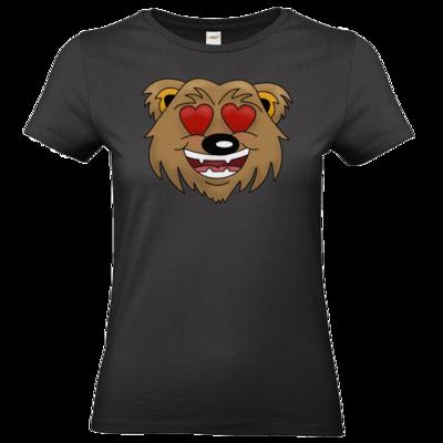 Motiv: T-Shirt Damen Premium FAIR WEAR - Love