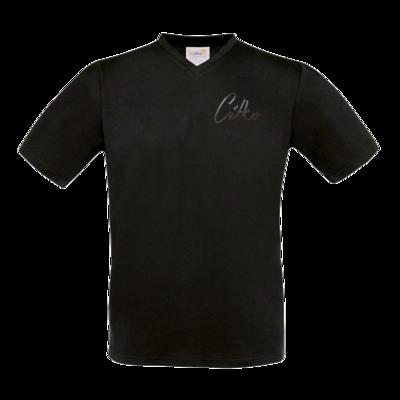 Motiv: T-Shirt V-Neck FAIR WEAR - Citko Moon