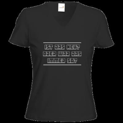 Motiv: T-Shirts Damen V-Neck FAIR WEAR - Ist das neu?
