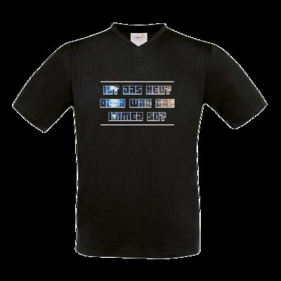Motiv: T-Shirt V-Neck FAIR WEAR - Ist das neu?