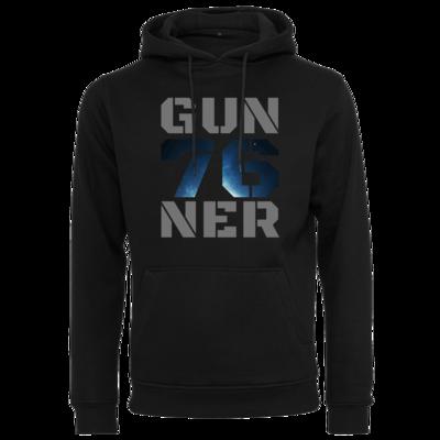 Motiv: Heavy Hoodie - Gun76ner Block