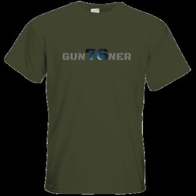 Motiv: T-Shirt Premium FAIR WEAR - Gun76ner Lang