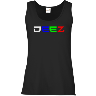 Motiv: Tank Top Damen Classic - DeeZ Rainbow