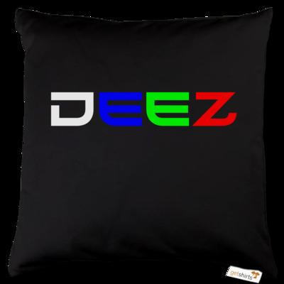 Motiv: Kissen Baumwolle - DeeZ Rainbow