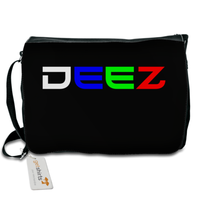 Motiv: Schultertasche - DeeZ Rainbow