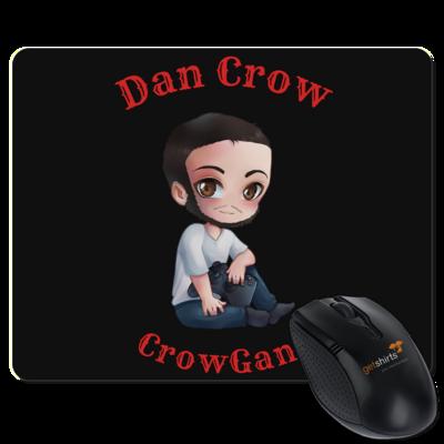 Motiv: Mousepad Textil - DanCrow