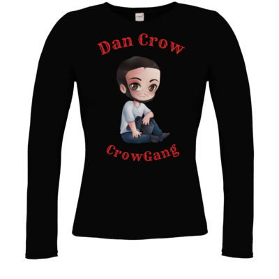 Motiv: Longsleeve Damen Organic - DanCrow