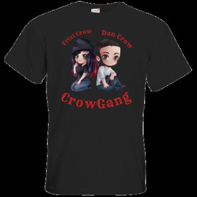 Motiv: T-Shirt Premium FAIR WEAR - Trixi und Dan