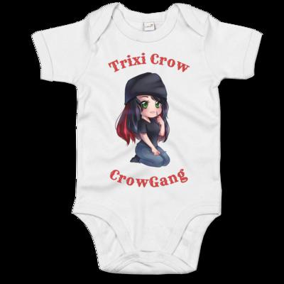 Motiv: Baby Body Organic - Trixi  ( Häkelnadel )