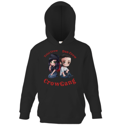 Motiv: Kids Hooded Sweat - Trixi und Dan