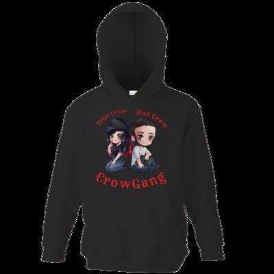 Motiv: Kids Hooded Sweat - Trixi und Dan