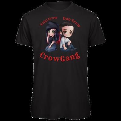 Motiv: Organic T-Shirt - Trixi und Dan