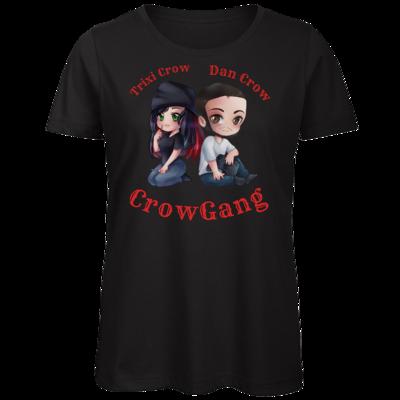 Motiv: Organic Lady T-Shirt - Trixi und Dan