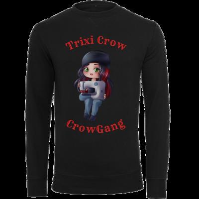 Motiv: Light Crew Sweatshirt - Trixi ( Nähmaschine )