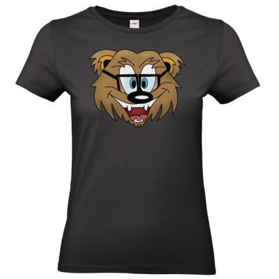 Motiv: T-Shirt Damen Premium FAIR WEAR - Baerserker HI