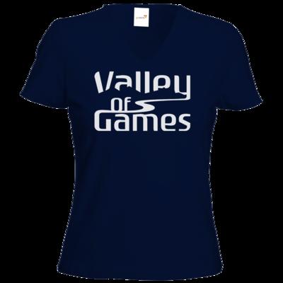 Motiv: T-Shirt Damen V-Neck Classic - voglogo