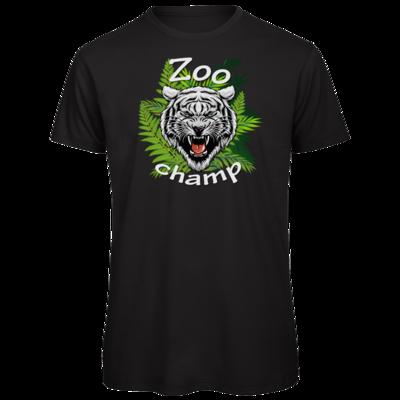 Motiv: Organic T-Shirt - ZoochampLogo