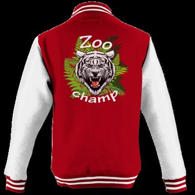 Motiv: College Jacke - ZoochampLogo
