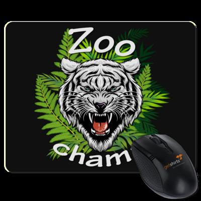 Motiv: Mousepad Textil - ZoochampLogo