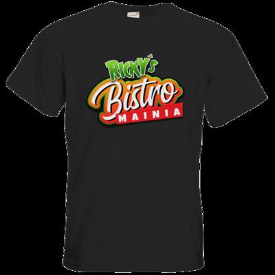 Motiv: T-Shirt Premium FAIR WEAR - Rickys Bistro