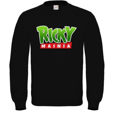 Motiv: Sweatshirt FAIR WEAR - Rickymainia Logo